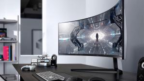 Der neue Samsung Odyssey Monitor©Samsung