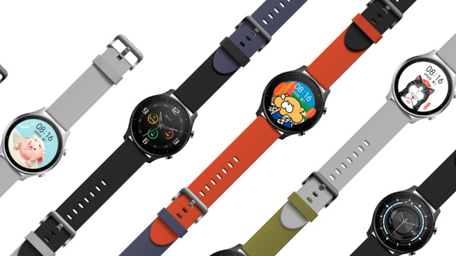 Xiaomi Mi Watch Color © Xiaomi