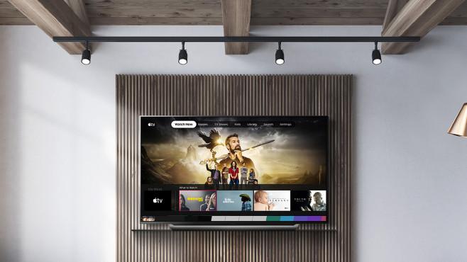 LG Signature Smart TV©LG