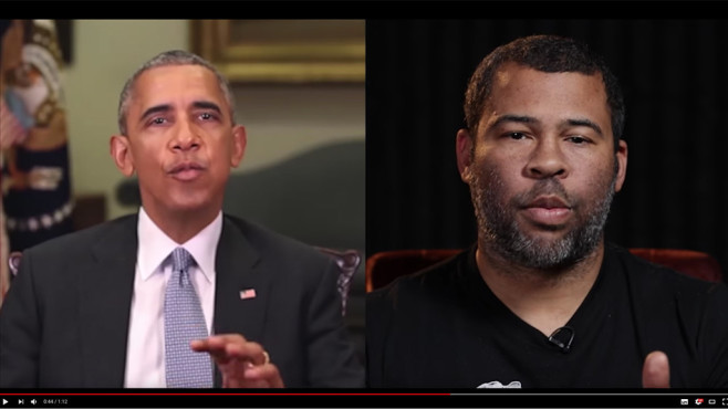 Obama Deepfake © BuzzFeed, Youtube