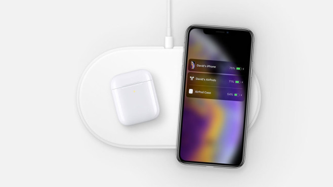 Apple AirPower©Apple / 9to5google