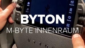 ©Byton, CES, COMPUTER BILD