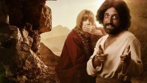 Das Titelbild der Jesus-Parodie©Netflix