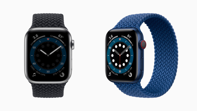 Apple Watch Solo Loop geflochten©Apple