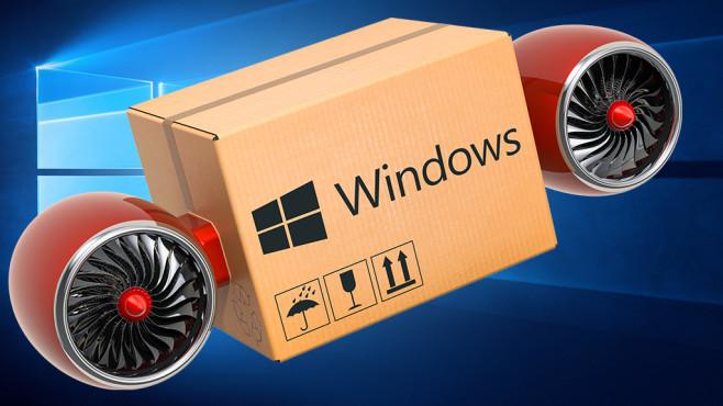 Windows 7/8/10: Für optimale Leistung anpassen per Klick©Microsoft, iStock.com/AlexLMX