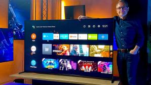 Sony Fernseher 2020: Top-Modelle mit LCD und OLED Seine besten Fernseher fasst Sony in der Master Series zusammen, da finden sich sowohl LCD- als auch OLED-Modelle.©COMPUTER BILD