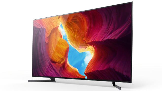 Sony Fernseher 2020: Top-Modelle mit LCD und OLED Beim Sony XH95 verspricht die Local-Dimming-Technik einen deutlich gesteigerten Kontrasteindruck.©Sony