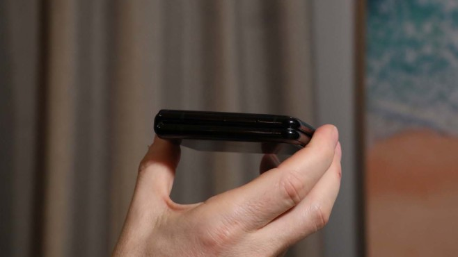 Samsung Galaxy Z Flip©COMPUTER BILD