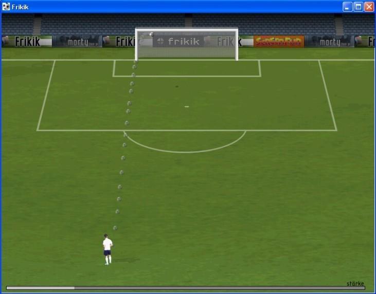Screenshot 1 - Frikik