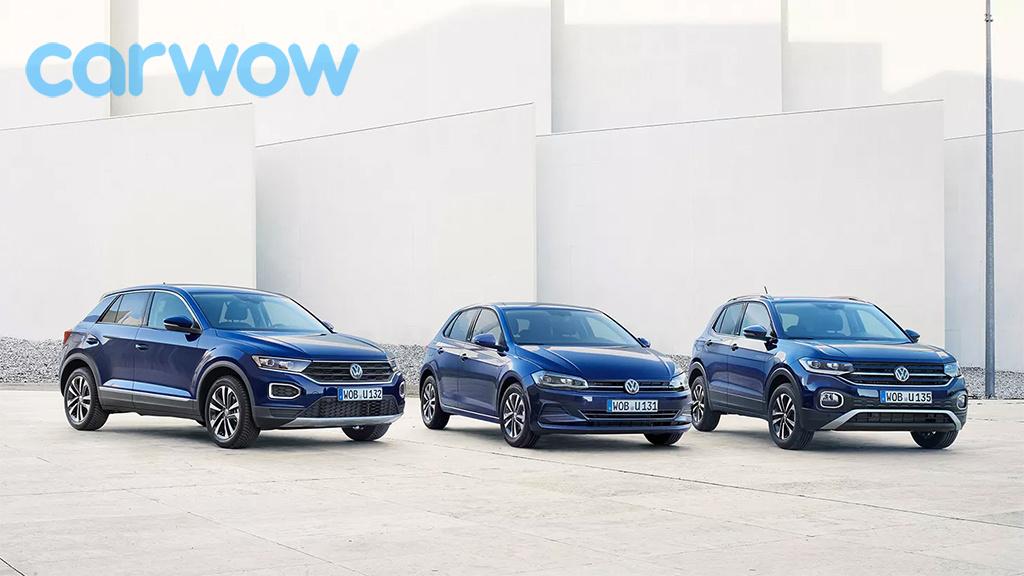VW United 2020: Neue Sondermodelle mit Preisvorteil