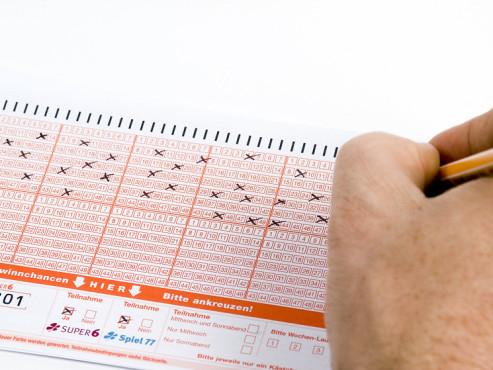 Zwölf Tipps damit beim Lottospielen nichts schief geht Kopie des Scheins ©Toto-Lotto Niedersachsen GmbH