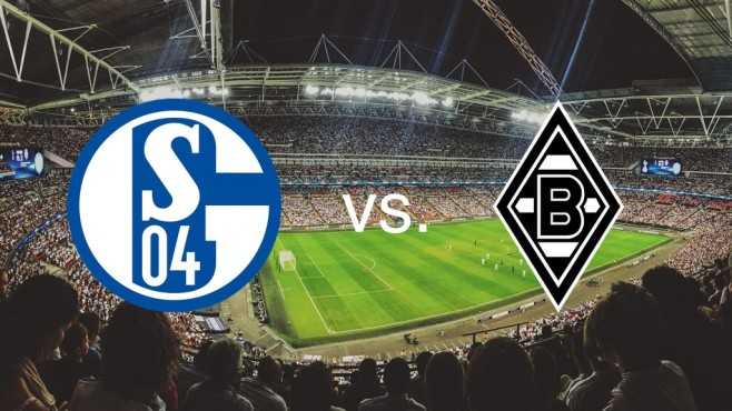 Schalke 04 gegen Borussia Mönchengladbach©COMPUTER BILD