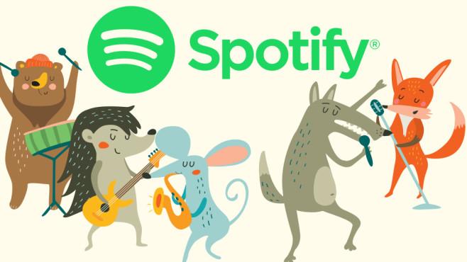 Spotify Pet Playlist©Spotify, iStock.com/shlyonik