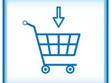 Die billigsten Internet-Shops im Test Einkaufen im Internet: Hier finden Sie die besten Online-Shops.©Dark Vectorangel - Fotolia.com