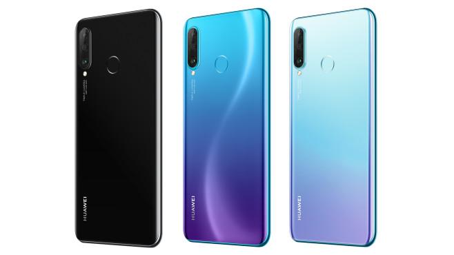 Huawei P30 Lite New Edition Farben©Huawei