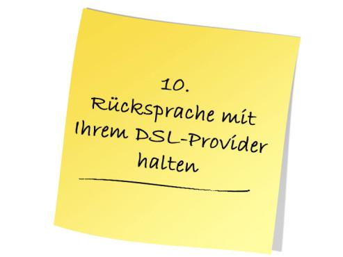 Halten Sie Rücksprache mit Ihrem Anbieter ©Pic.sell - Fotolia.com