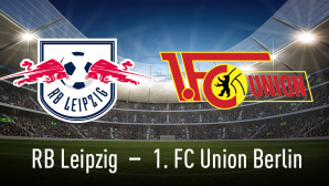 Bundesliga: RB Leipzig - Union Berlin © RB Leipzig, Union Berlin, KB3 - Fotolia.com