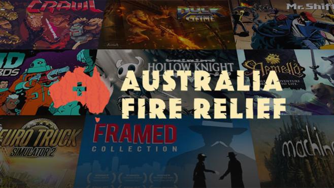 Humble Bundle: Australia Fire Relief©Humble Bundle
