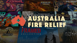 Humble Bundle: Australia Fire Relief © Humble Bundle
