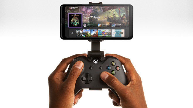 Xbox Streaming©Microsoft