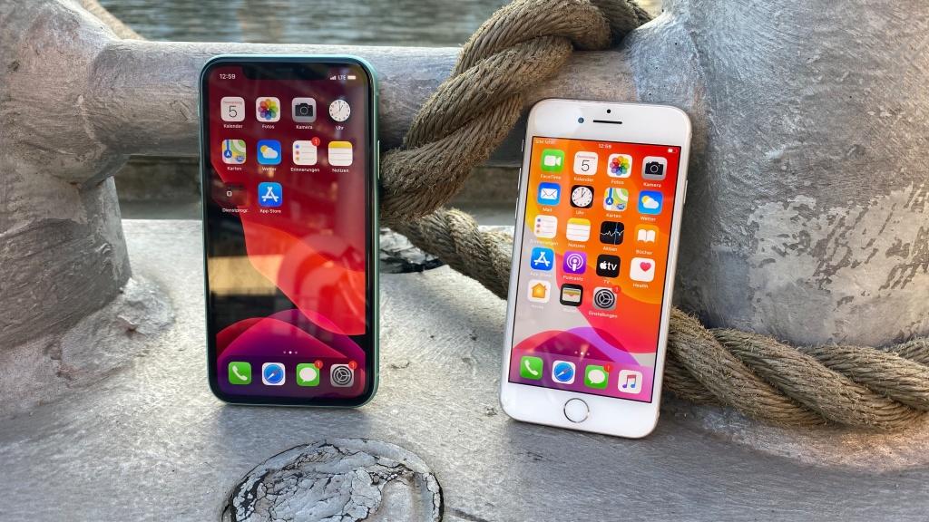 Honor 8 Akku Vergleich Iphone