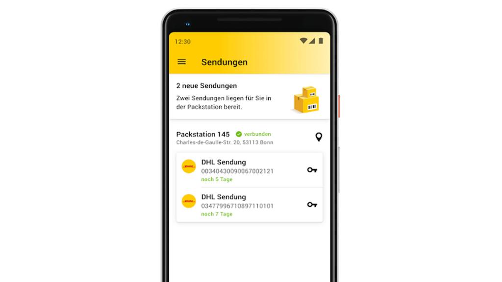 DHL: Unternehmen testet App-gesteuerte Packstationen