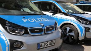 Polizeiauto©Polizei Bayern