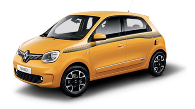 Symbolbild: Renault Twingo©Renault