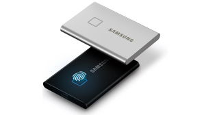 Test: Samsung Portable SSD T7 Touch © Samsung