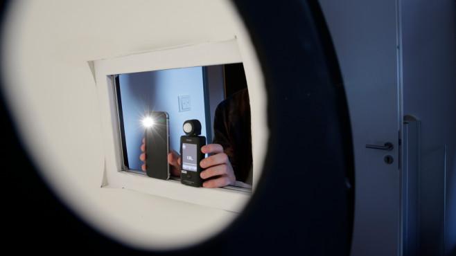 Taschenlampe des B35©COMPUTER BILD