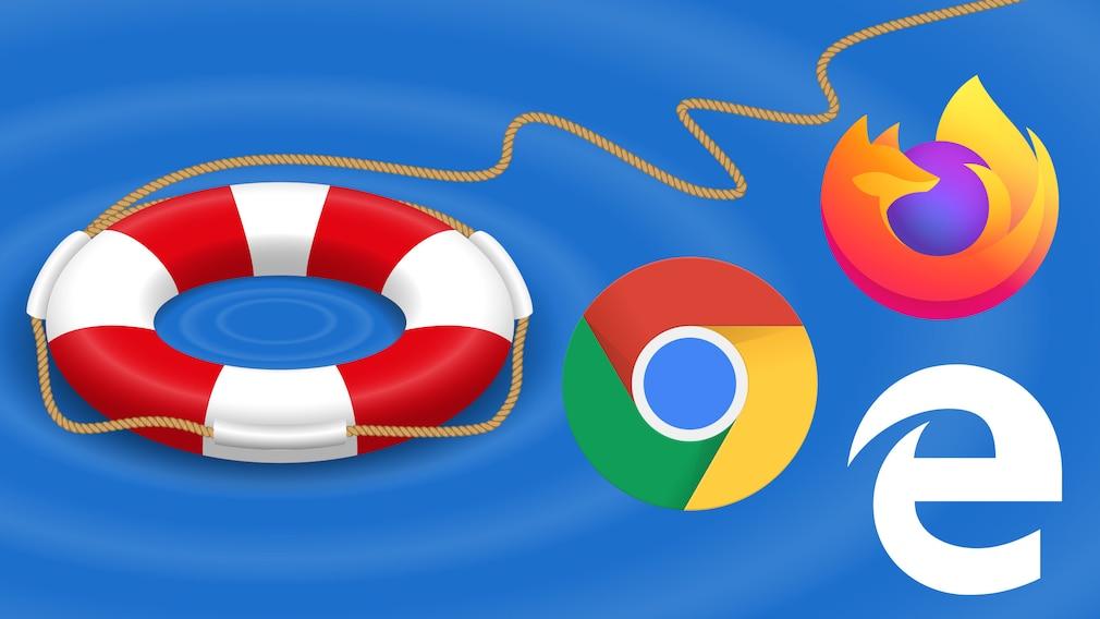 Browser-Kiosk-Modus: So schützen Sie Firefox, Chrome, Internet Explorer Ein Kiosk-