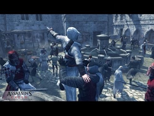Actionspiel Assassin's Creed: Gefasst