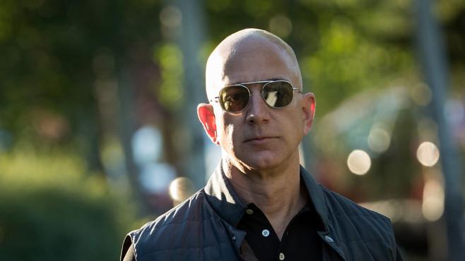 Jeff Bezos©Drew Angerer/gettyimages