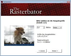 The Rasterbator