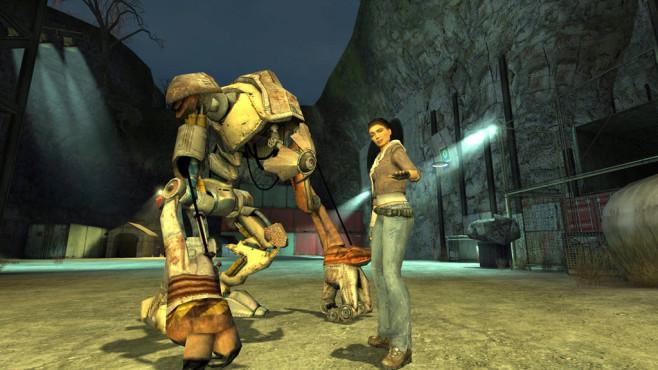 Half-Life 2©Valve