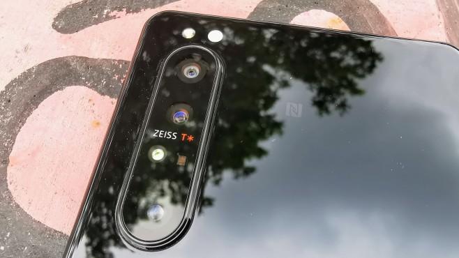 Kameras Sony Xperia 1 II©COMPUTER BILD / Michael Huch