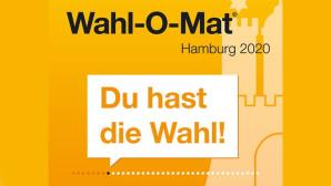 Wahl-O-Mat©Landeszentrale f�r Politische Bildung Hamburg