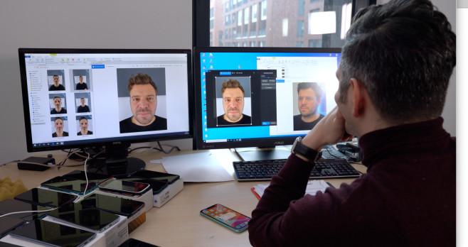 Bildbearbeitung am PC©COMPUTER BILD