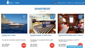 Letyourboat: Webseite©Letyourboat