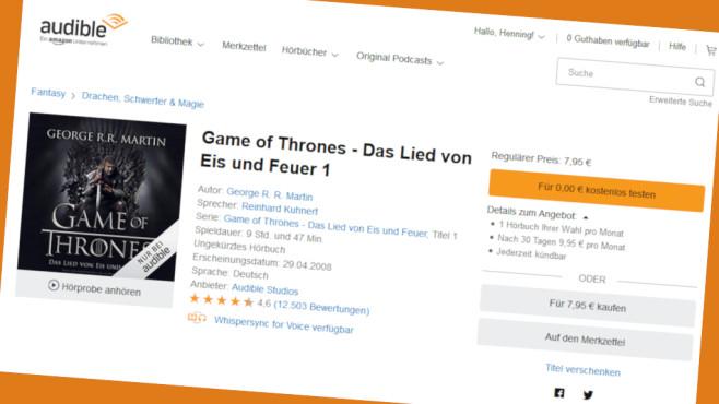 Hörbücher Online Hören Kostenlos
