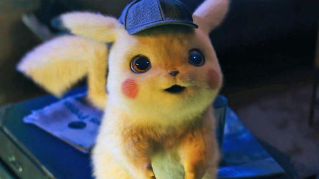 Pokémon Meisterdetektiv Pikachu auf Sky©Warner Bros.