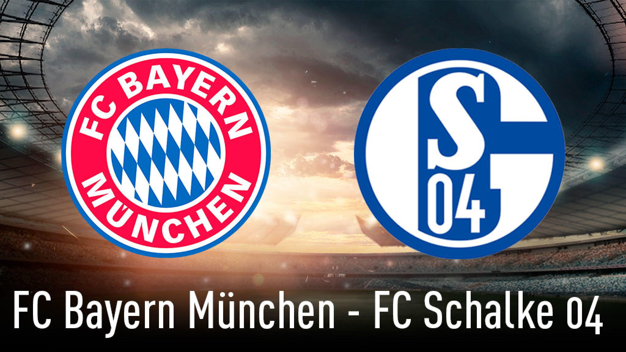 München Gegen Schalke