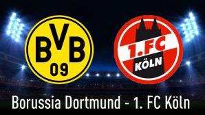 Bundesliga: Borussia Dortmund – 1. FC Köln©Borussia Dortmund, 1. FC Köln, iStock.com/LeArchitecto