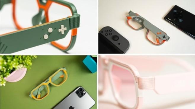 Gadget für Gamer: Smarte Brille Mutrics GB-30©Mutrics