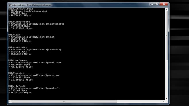 Windows 7/8/10: Wo ist die Registry gespeichert? Wie groß ist sie?©COMPUTER BILD