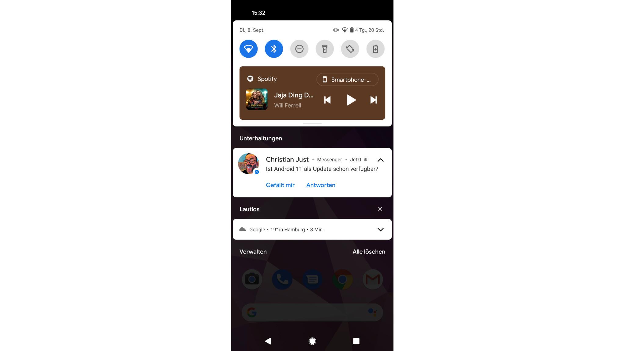Android System Webview Lässt Sich Nicht Aktivieren