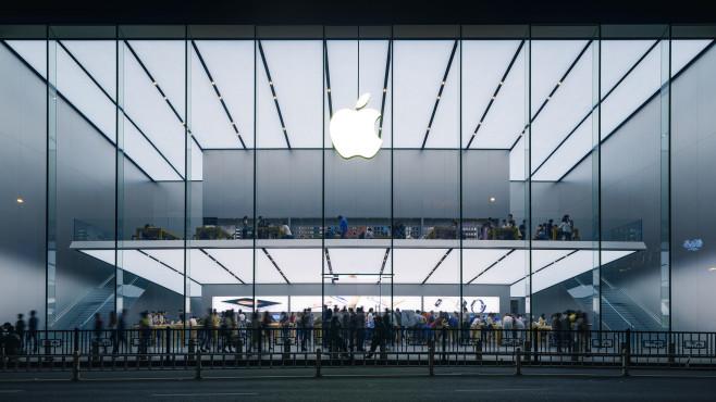 Apple Store©iStock.com/Easyturn