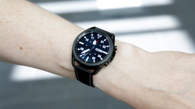 Samsung Galaxy Watch 3©COMPUTER BILD