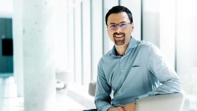 Avast-CEO Ondrej Vlcek©Avast