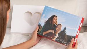 Foto-Geschenkboxen von Cewe zum Valentinstag©Cewe